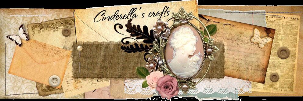 <center>Cinderella&#39;s crafts</center>
