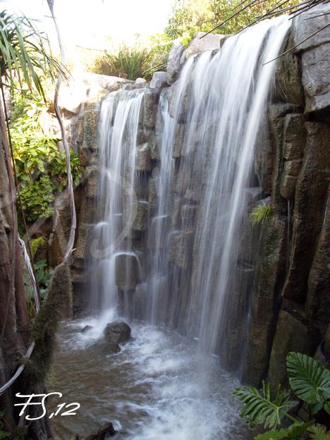 Photography design art cascada de agua for Motor para cascada de agua