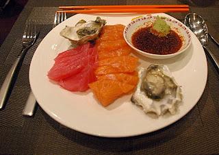 Satoo Jakarta buffet