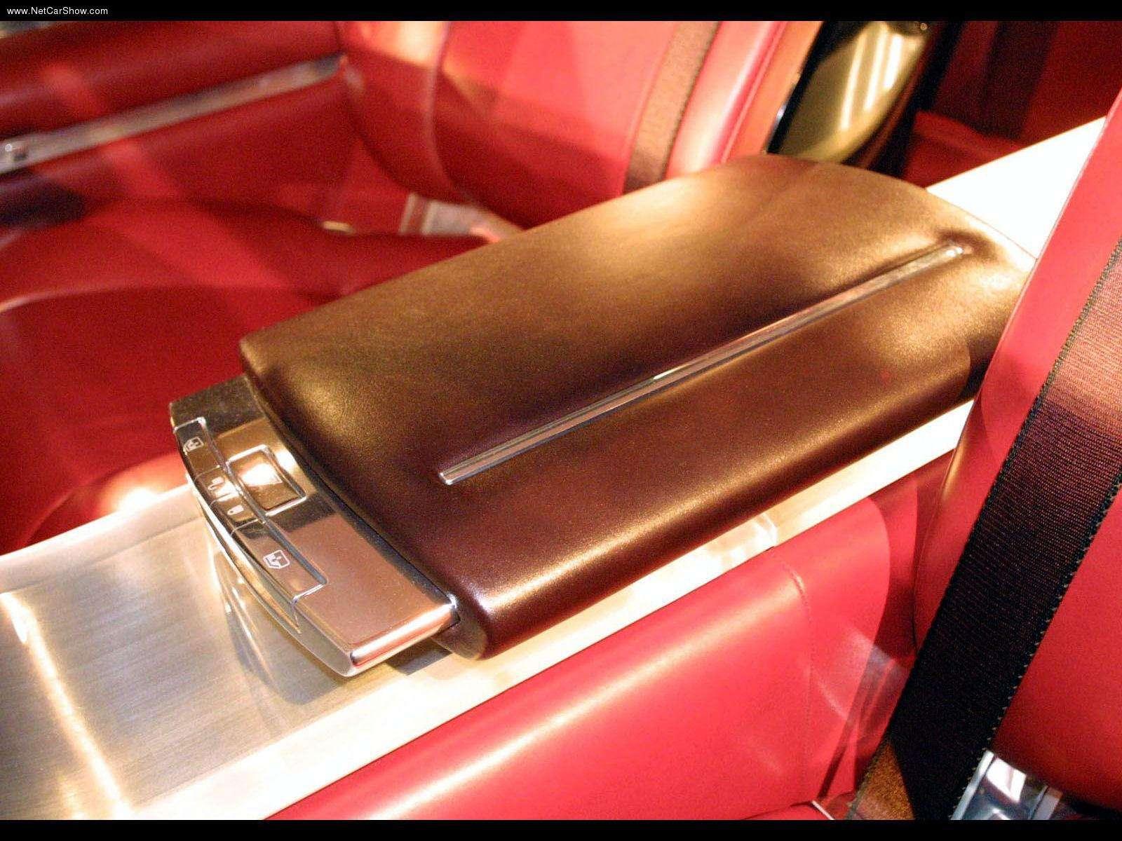 Hình ảnh xe ô tô Lincoln MK9 Concept 2001 & nội ngoại thất