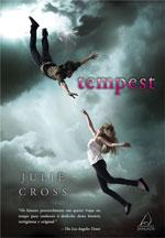 """Capa do livro """"Tempest"""""""