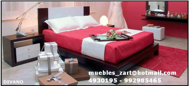 Muebles modernos de sala muebles modernos villa el for Dormitorios para ninas villa el salvador