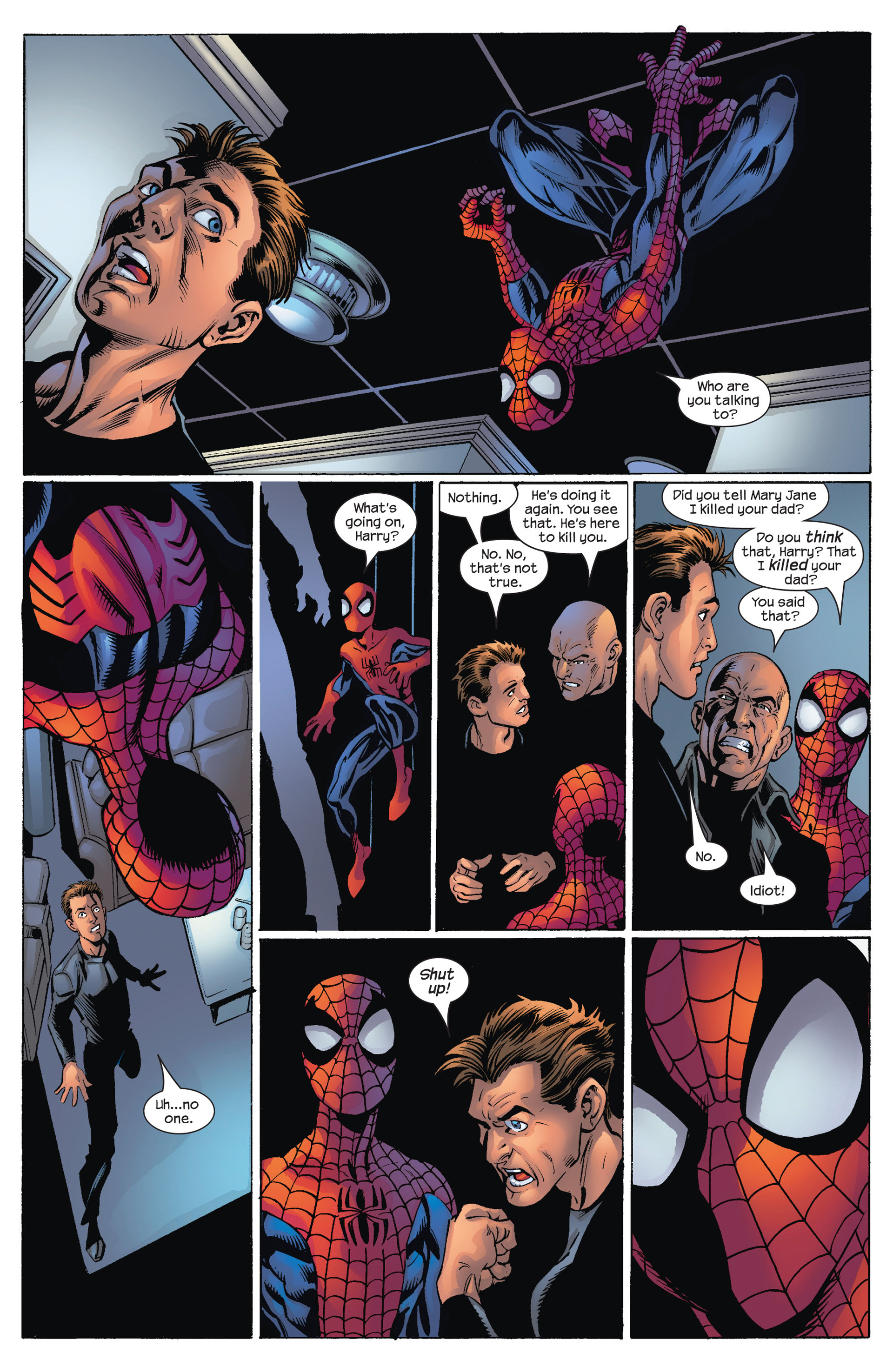 Ultimate Spider-Man (2000) Issue #75 #79 - English 18
