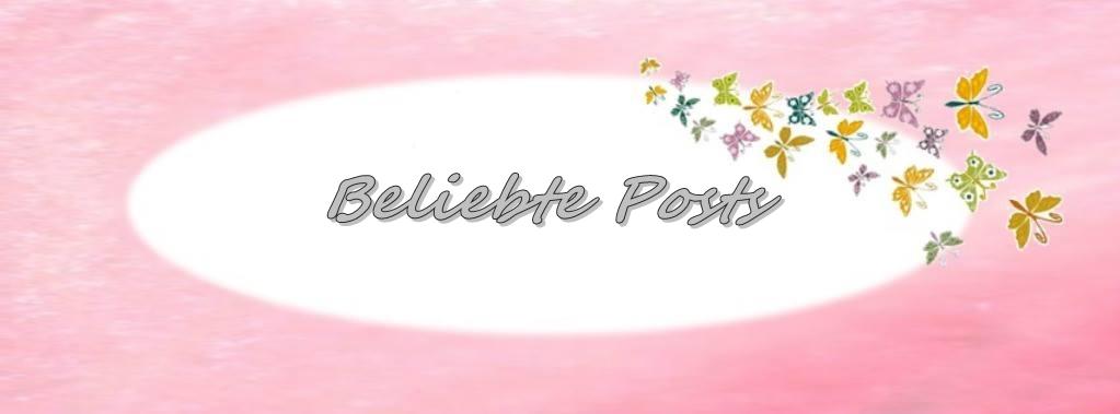 Beliebte Posts