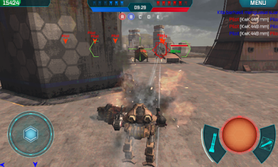 Walking War Robots Mod