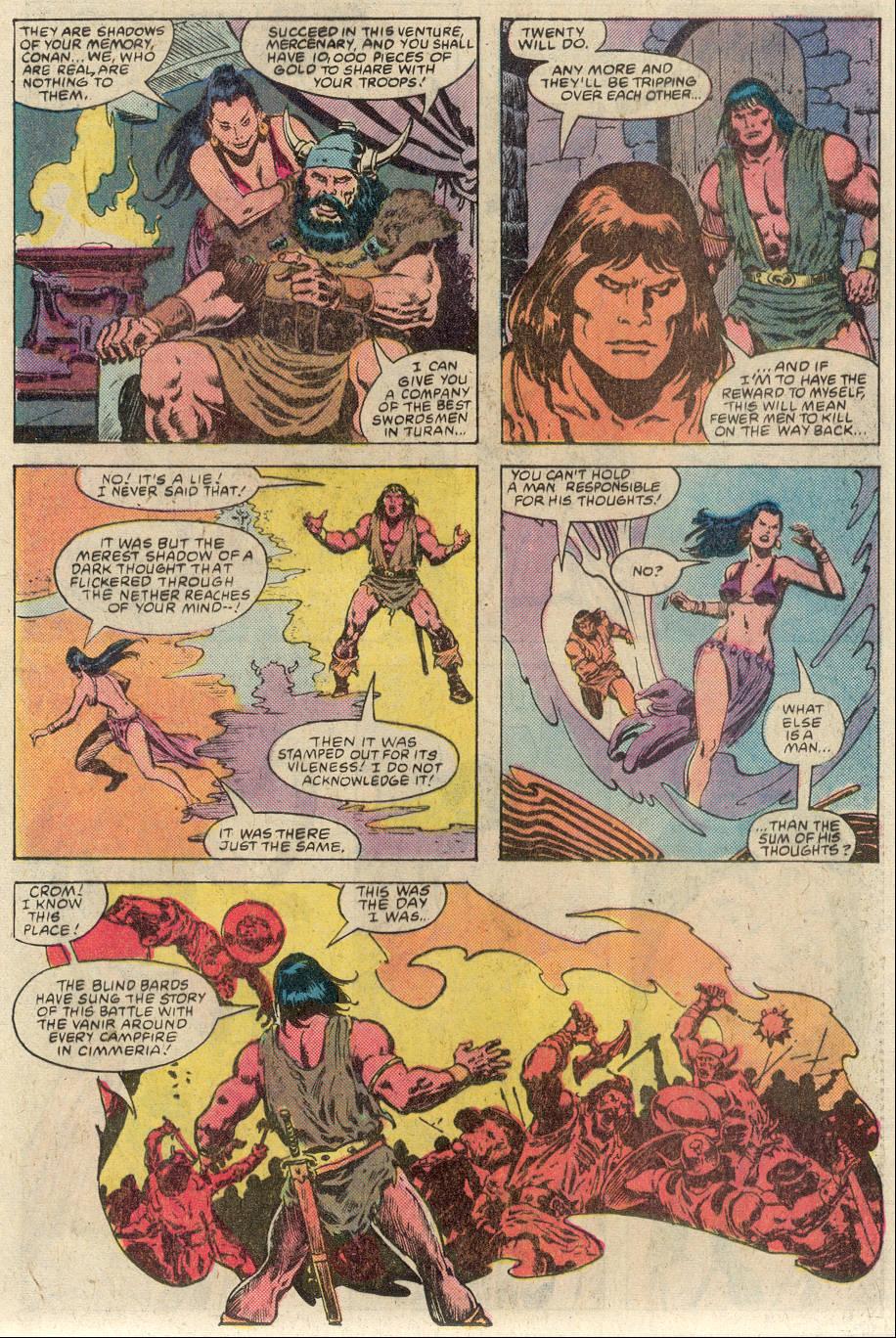 Conan the Barbarian (1970) Issue #117 #129 - English 9