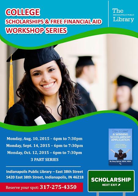 Scholarship Advisor Program Free Scholarship Workshop border=