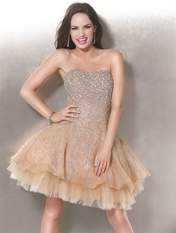 Sabaia Styles New Year S Eve Dresses 2013