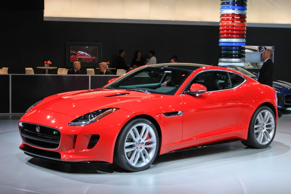 2015 Jaguar F Type R Coupe   Specs, Design Picture Wallpapers