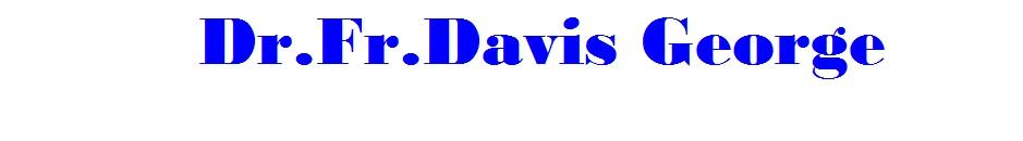 Dr.Fr.Davis George