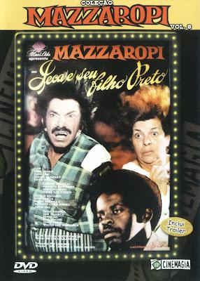 Mazzaropi: Jeca e Seu Filho Preto - DVDRip Nacional