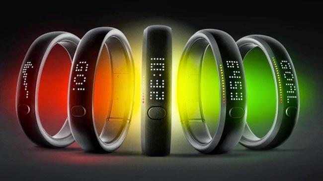 La pulsera Fuelband de Nike y sus aplicaciones