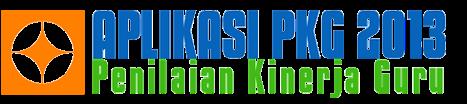 Aplikasi PKG | Aplikasi Penilaian Kinerja Guru | aplikasipkg2013