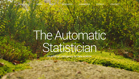 The Automatic Statistician