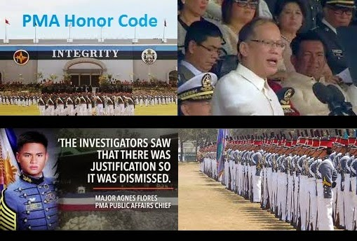PMA Honor Committee Declared Cudia Guilty of Violating Academy Honor Code.