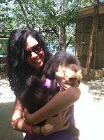 Monkey love!
