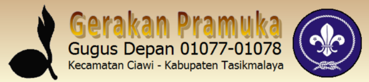 Gugus Depan 01077 - 01078 Kabupaten Tasikmalaya