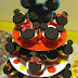 DIY Minnie and Mickey easy Cupcakes.