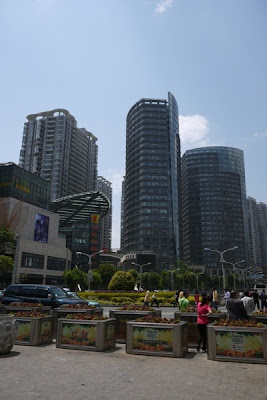 new high rise buildings in Kunming