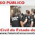 Inscrições e Edital Concurso da Polícia Civil do Tocantins 2014 (APOSTILA)