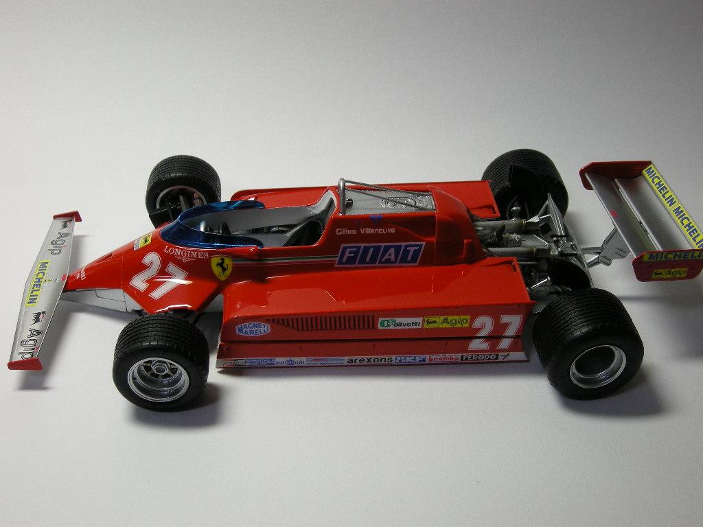 模型と時間: Fujimi 04 フェラー...