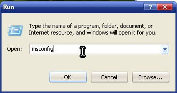 how to get program to open on start up