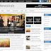 NewsHub Blogger Template