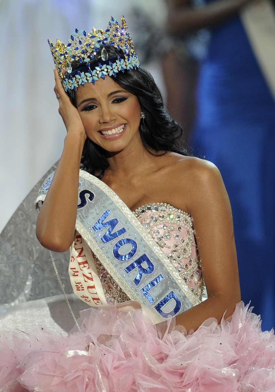 Miss World 2011: Photo of the Day (8/17)