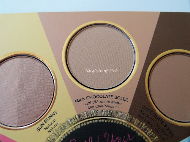 too faced bronzer paleti
