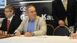 Jô Soares entrevista Garry Kasparov 02/09/2011