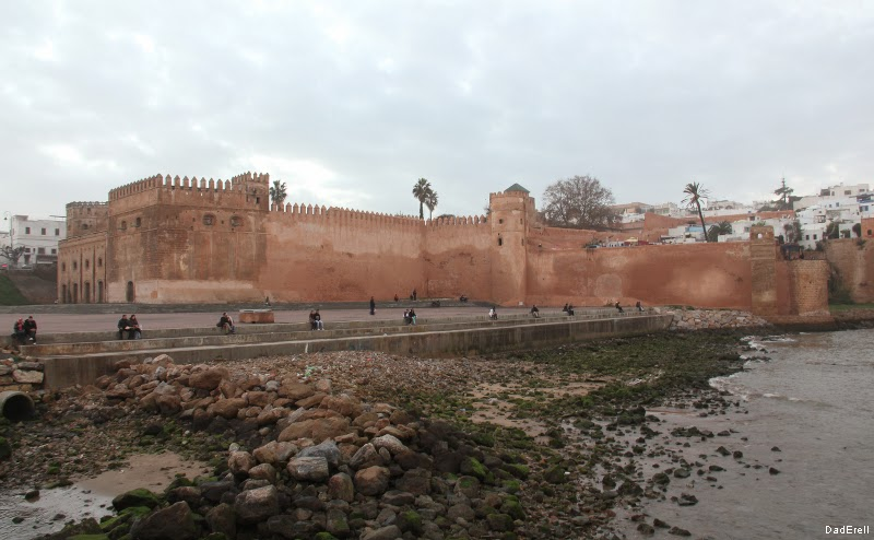 Berges du Bou-Regreg, Rabat
