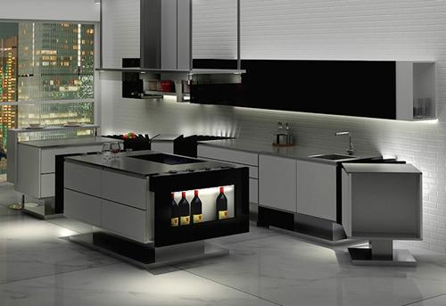 desain dapur minimalis modern desain rumah modern minimalis