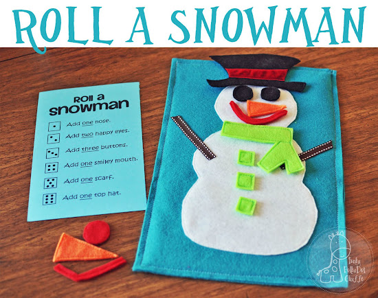 Roll%2BSnowman%2B9 10 ways to beat the winter blues