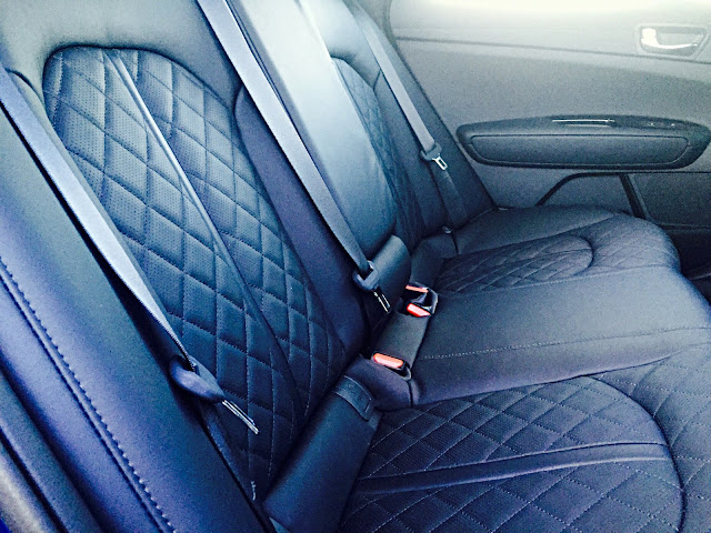 2016 Kia Optima SXL Turbo quilted Nappa leather
