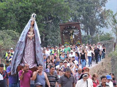 Programación: Católicos celebran la Fiesta del Santo Cristo de La Grita en Táchira-Venezuela CúcutaNOTICIAS cucutanoticias.com