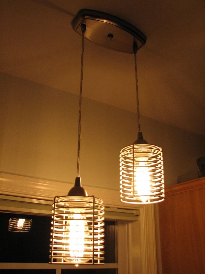 home blanken industrial pendant light
