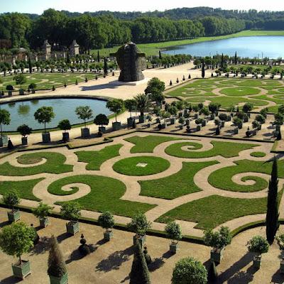 Jardines de Versalles, Francia - Versailles Gardens France