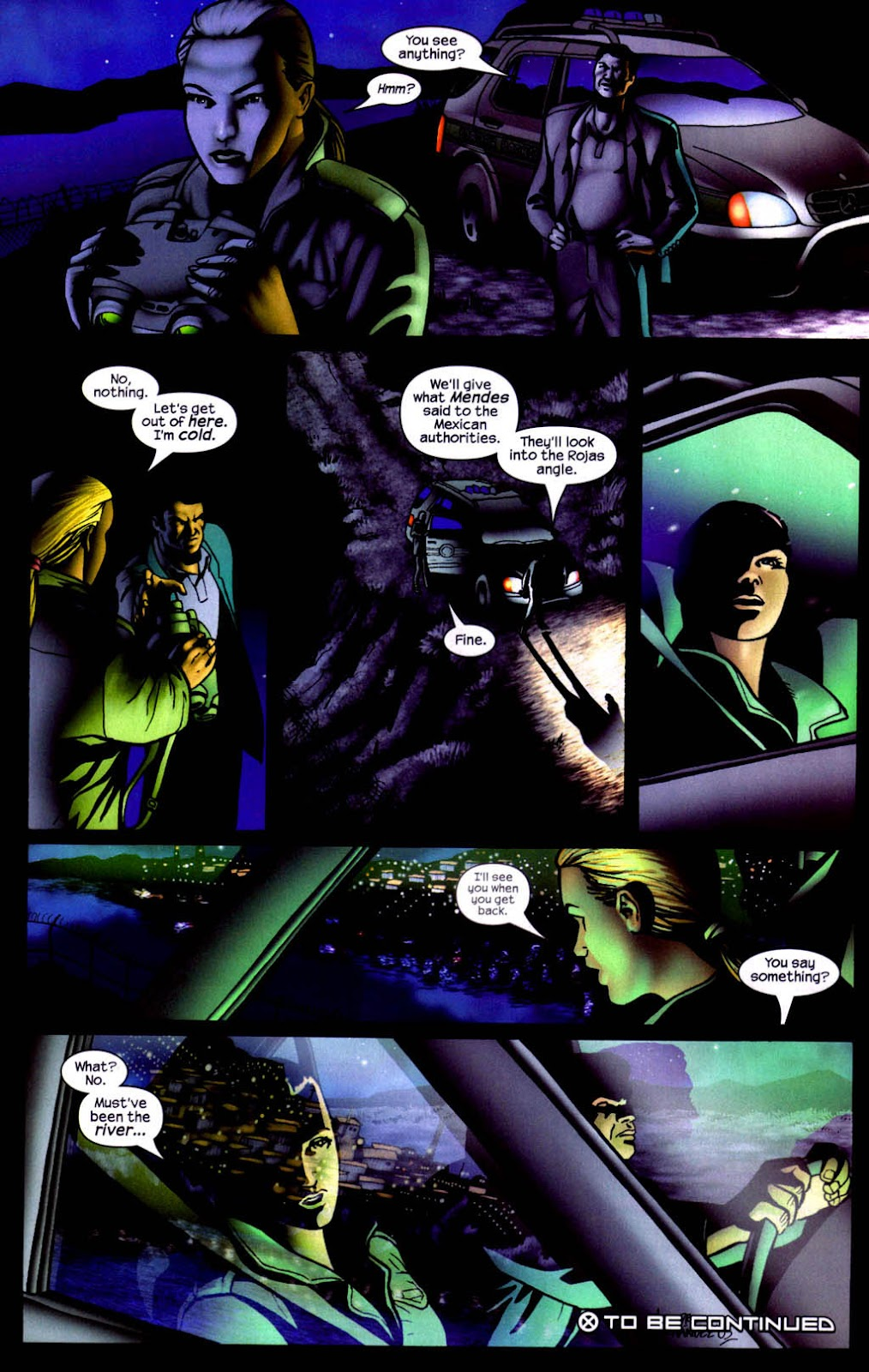 Read online Wolverine (2003) comic -  Issue #8 - 23