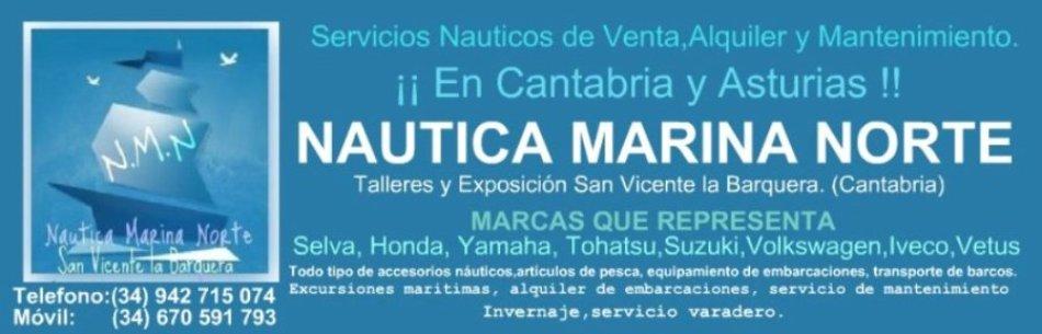 Nautica Marina Norte (Cantabria,España)