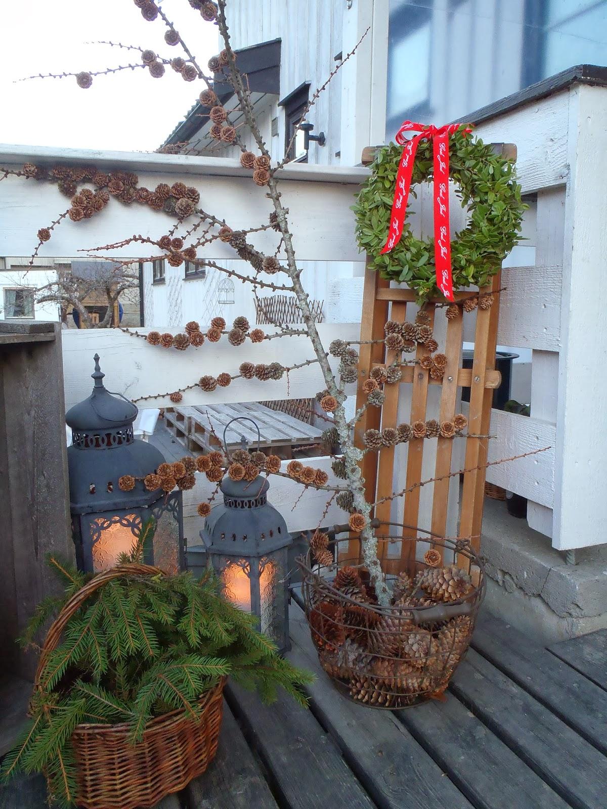 Underberget: jul på trappa