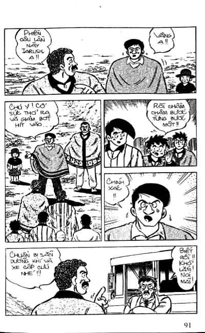 Jindodinho - Đường Dẫn Đến Khung Thành III Tập 26 page 91 Congtruyen24h