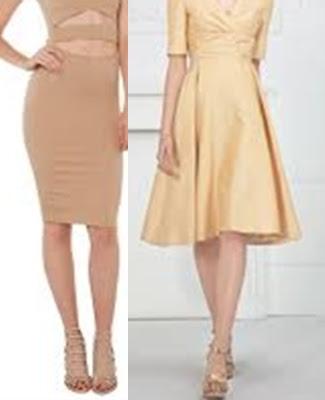 +Foto standart dress wanita