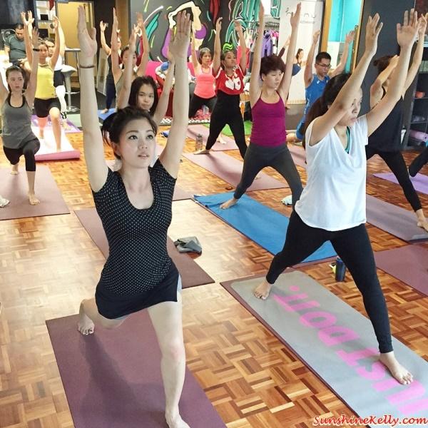 Fitness Meets Fashion, Fitness, Fashion, Yoga, Hu Nu Active wear, active wear, sports wear, fashion meets fitness, myoga, April Skort II, Jlam Tank, Yoga One That I Want, Damansara Perdana, Plaza Damas, Yoga, Vinyasa yoga