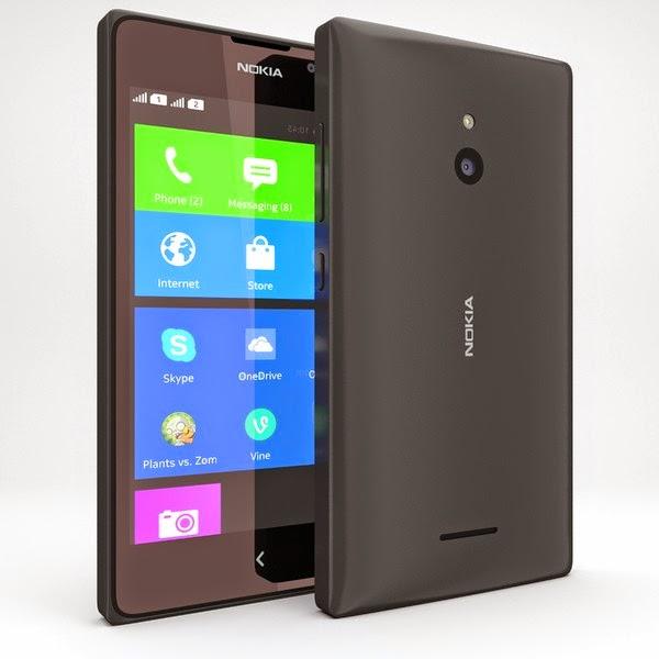 Spesifikasi dan Harga Nokia XL Terbaru Juli - Agustus 2014