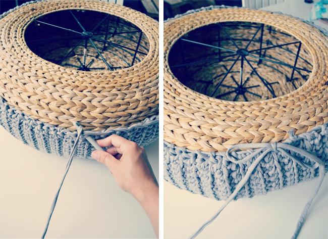 The crochet underground febrero 2013 for Relleno puff ikea