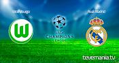 Wolfsburgo vs. Real Madrid en Vivo - Champions League