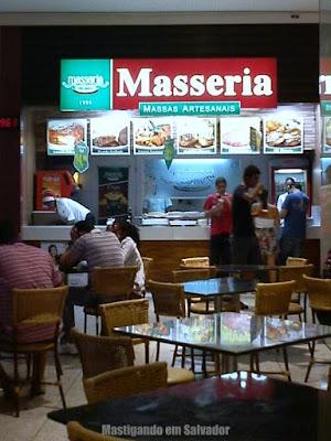 Masseria Artigianale: Fachada