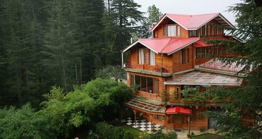 Chalet Naldehra, Shimla