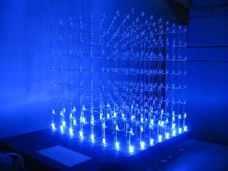 LED Cubo