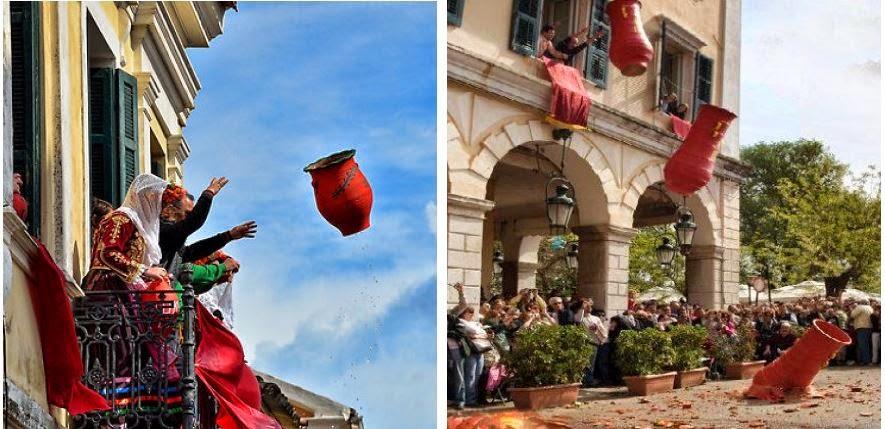 Corfu Pot Smashing